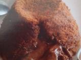 Шоколадов пудинг с пеканови орехи